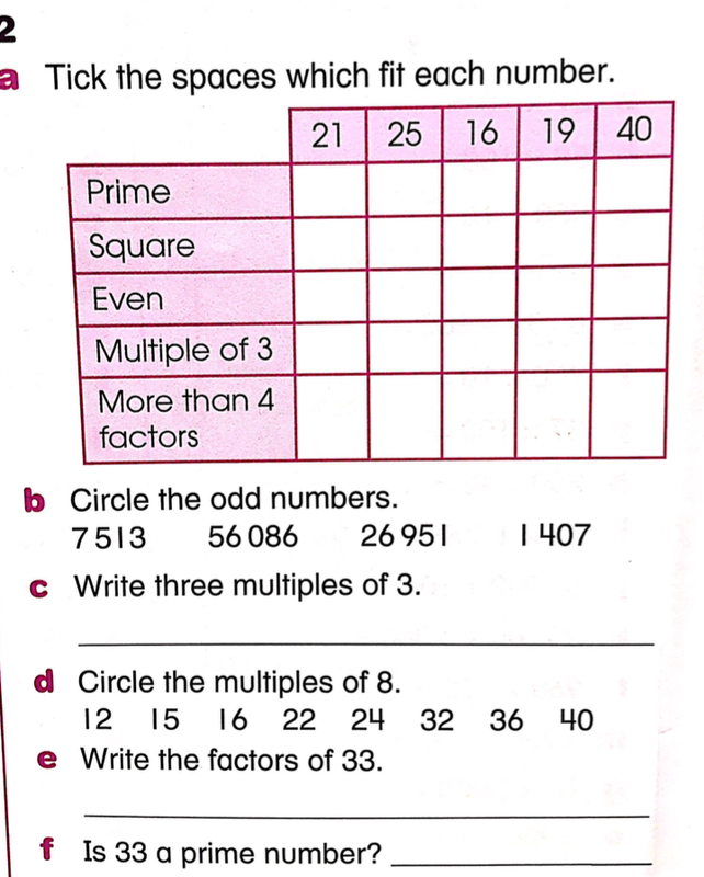 Prime Posite Mrs Russell's Classroom. Activity 3 For Fun Sieve Or Eratosthenes Finding Prime Numbers Watch The Video And Grab A Sheet From Your Teacher To Have Go. Worksheet. Prime Number Worksheet Year 7 At Clickcart.co