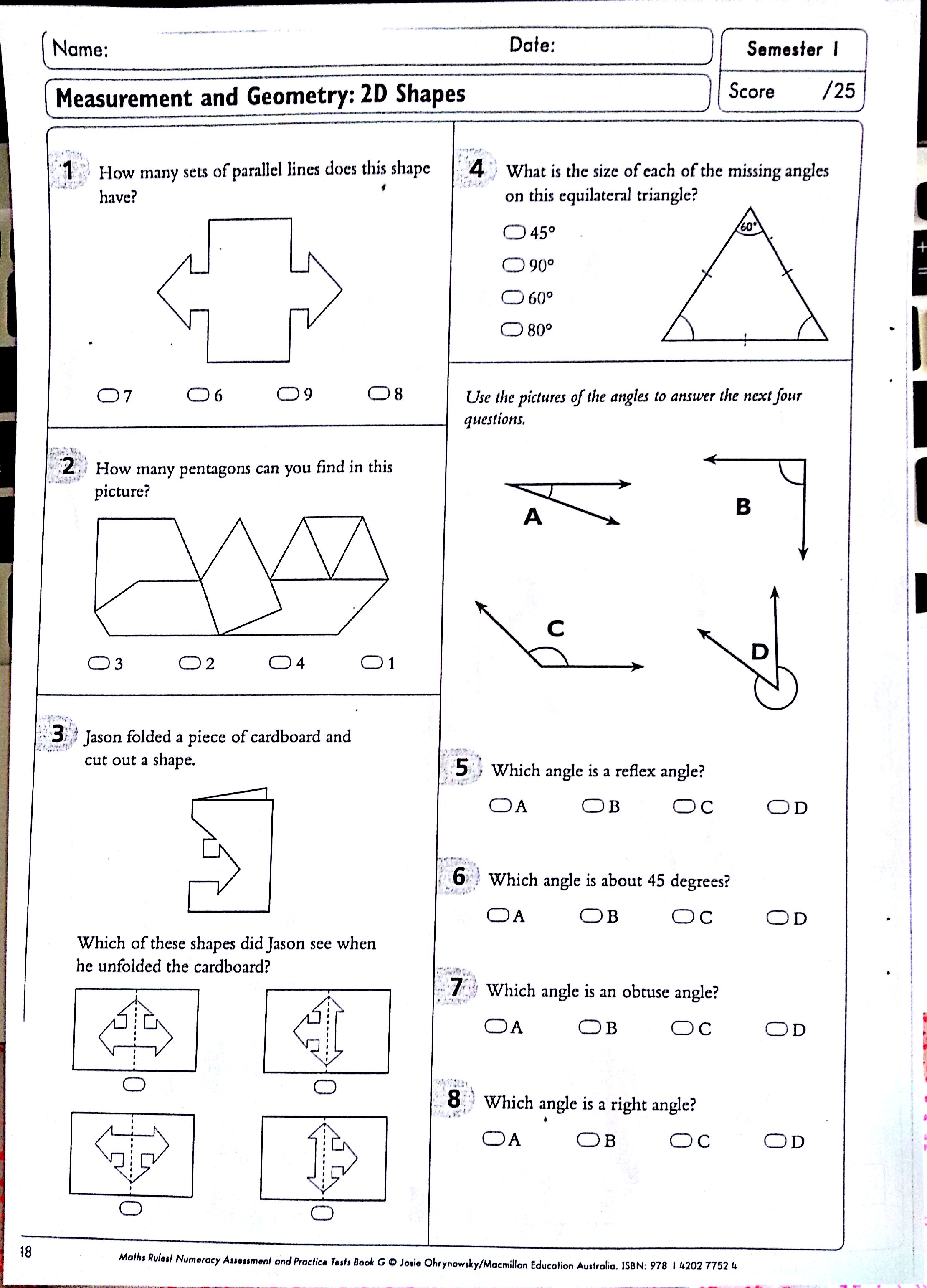 Year 8 maths homework help